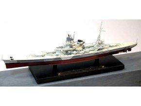 Altaya - Bitevní křižník Scharnhorst, 1/1250