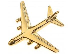 Clivedon - Antonov An-124, připínací odznak