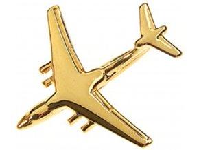 Clivedon - Iljušin Il-76, připínací odznak