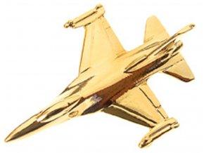 Clivedon - General Dynamics F-16 Fighting Falcon, připínací odznak