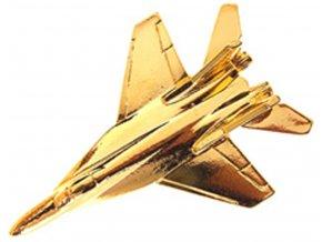 Clivedon - Mikojan-Gurevič MiG-29 Fulcrum, připínací odznak
