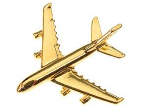 Clivedon - Airbus A380, připínací odznak