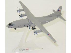 Herpa - Antonov An-12,  Vzdušné síly Armády České republiky, 1/200, SLEVA 15%