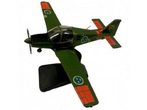Aviation 72 - Bulldog, SA 120 Swedish Air Force, 61005, Švédsko, 1/72