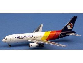 Aero Classics - Boeing B767-200, dopravce Air Pacific DQ-FJA, Fidži, 1/400