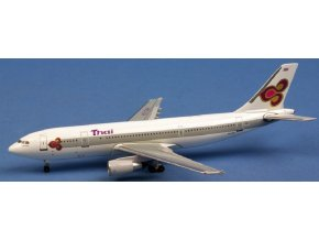 Aero Classics - Airbus A300-600R, společnost Thai International HS-TAH, Thajsko, 1/400