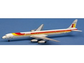 Aero Classics - Douglas DC8-63, dopravce Iberia EC-BMY, Španělsko, 1/400