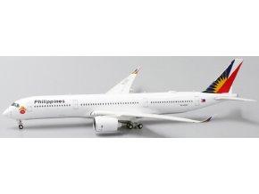 "JC Wings - Airbus A350-900, dopravce Philippine Airlines ""The Love Bus"" RP-C3507 (verze s anténou), Filipíny, 1/400"