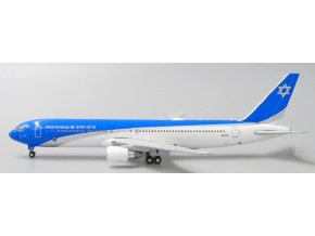 JC Wings - Boeing B767-300ER, dopravce Israel Government 4X-ISR, Izrael, 1/400
