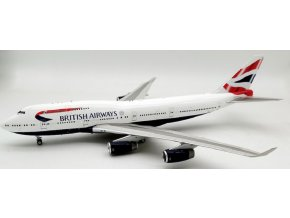 Inflight200 - Boeing B747-400, dopravce British Airways G-CIVF, VB, 1/200