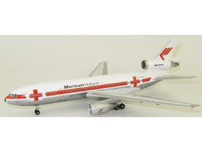 Inflight 200 - McDonnell Douglas DC-10-30, dopravce Martinair Holland - Red Cross, PH-MBG, Nizozemí, 1/200