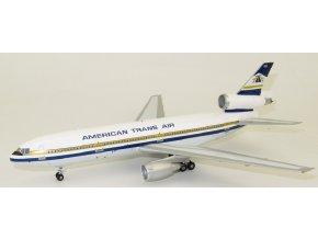 Inflight 200 - McDonnell Douglas DC-10-40, dopravce American Trans Air – ATA N184AT, USA, 1/200