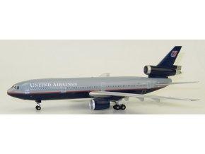 Inflight 200 - McDonnell Douglas DC-10-10, dopravce United Airlines N1835U, USA, 1/200