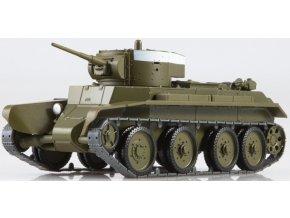 Russian Tanks - BT-7, sovětská armáda, 1/43