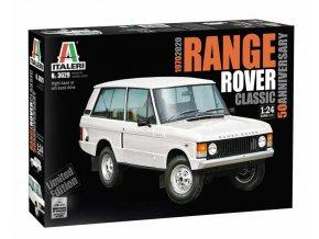 Italeri - Range Rover Classic (50th Anniversary),  Model Kit 3629, 1/24
