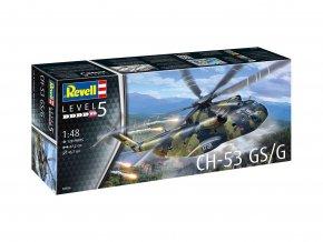Revell - CH-53 GS/G, Plastic ModelKit 03856, 1/48