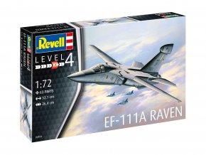 Revell - EF-111A Raven, ModelSet 64974 - 1/72