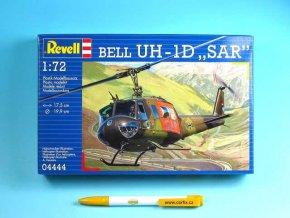 """Revell - Bell UH-1D """"SAR"""", ModelKit 04444, 1/72"""