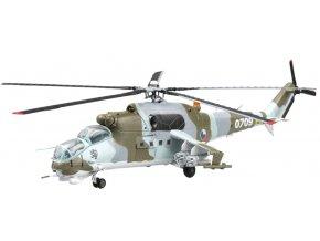 Easy Model -  Mil Mi-24, Vzdušné síly Armády České republiky, 1/72