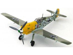HobbyMaster - Messerschmitt Bf-109E-4, I./JG3, Hans Von Hahn, Francie, 1940, 1/48