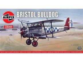 Airfix - Bristol Bulldog, Classic Kit A01055V, 1/72
