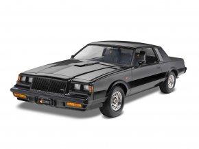 Revell - Buick Grand National, Plastic ModelKit MONOGRAM 4495, 1/24