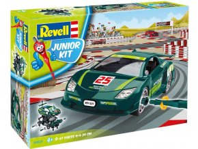 Revell -  Racing Car, Junior Kit 00829, 1/20