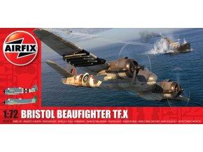 Airfix - Bristol Beaufighter TF.X, Classic Kit A04019A, 1/72