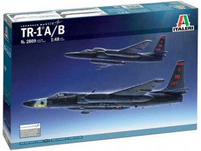 Italeri - Lockheed TR-1A/B, Model Kit 2809, 1/48