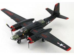 Hobbymaster -  Douglas A-26B Invader, USAF 17th BG, Korea, 1/72