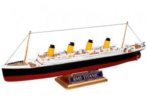 Revell - zaoceánský parník R.M.S. Titanic, ModelKit 05804, 1/1200