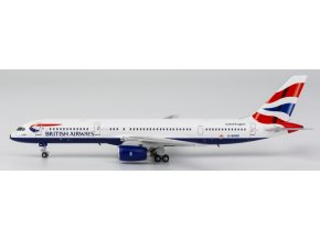 "NG Model - Boeing B757-200, dopravce British Airways ""Union Flag with RB211-535C engine"" G-BMRB, VB, 1/400"