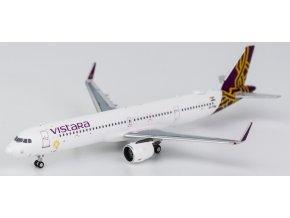 NG Model - Airbus A321neo, dopravce Vistara VT-TVA, Indie, 1/400