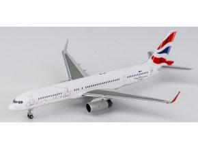 "NG Model - Boeing B757-200, dopravce British Airways ""Open Skies"" G-BPEK, VB, 1/400"