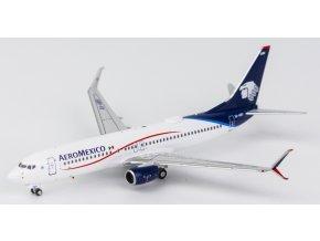 NG Model - Boeing  B737-800/w, dopravce Aeroméxico XA-AMA, Mexiko, 1/400