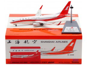 Aviation 200 - Boeing B737-800, dopravce Shanghai Airlines B-2688, Čína, 1/200