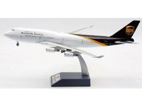 B Models - Boeing B747-400F, společnost UPS United Parcel Service N578UP, USA, 1/200