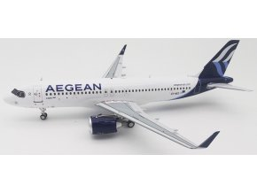 Inflight 200 - Airbus A320neo, společnost Aegean Airlines SX-NEO, Řecko, 1/200