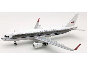 Inflight 200 - Airbus A320, společnost Aeroflot Russian Airlines Retro VP-BNT, Rusko, 1/200