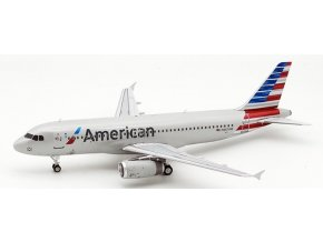 Inflight 200 - Airbus A320-200, společnost American Airlines N667AW, USA, 1/200