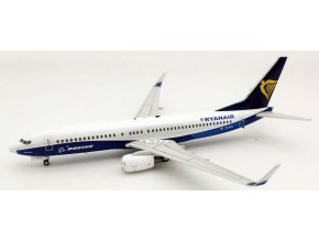 J Fox Models - Boeing B737-8AS, dopravce Ryanair with Boeing New colour EI-DCL, Irsko, 1/200