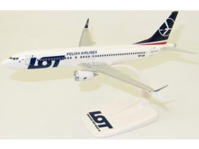 PPC Holland - Boeing B737 MAX 8, LOT Polish Airlines, SP-LVA, Polsko, 1/200