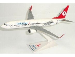 PPC Holland - Boeing B737-800, Turkish Airlines, Turecko, 1/200