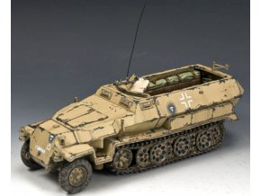 King & Country - Sd.Kfz.251, Deutsches Afrika Korps, 1/30