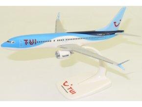 PPC Holland - Boeing B737 MAX 8, TUI Germany, D-AMAX, Německo, 1/200