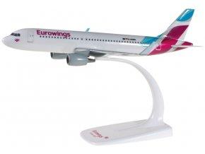 PPC Holland - Airbus A320, společnost Eurowings, Německo, 1/200