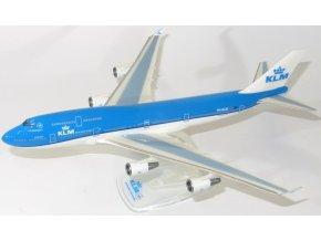 PPC Holland - Boeing B747-400, společnost KLM, Nizozemsko, 1/250