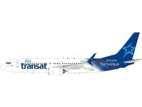J Fox Models - Boeing B737-8Q8, dopravce Air Transat C-GTQF, Kanada, 1/200
