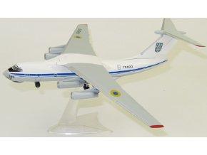 Whitebox - Ilyushin IL76, dopravce Ukrainian Air Force 78820, Ukrajina, 1/200