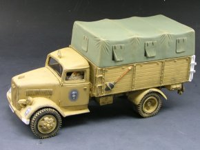 King & Country - Opel Blitz, Deutsches Afrika Korps, 1/30